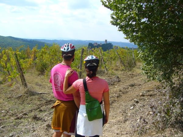 Dick powell outfitter bike tours