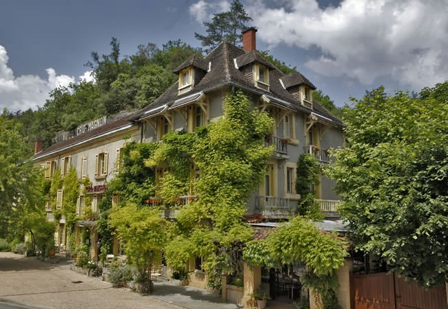 self-guided tours in france