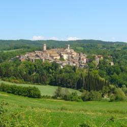 The Heart of Tuscany Bicycle Tour 8 Night