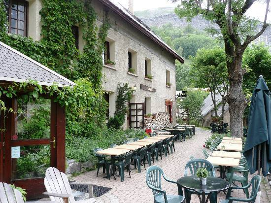 hotel edelweiss in La Grave, French Alps