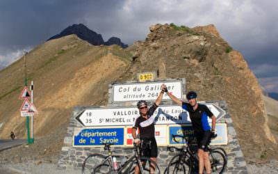 Why choose an aggressive bike tour?