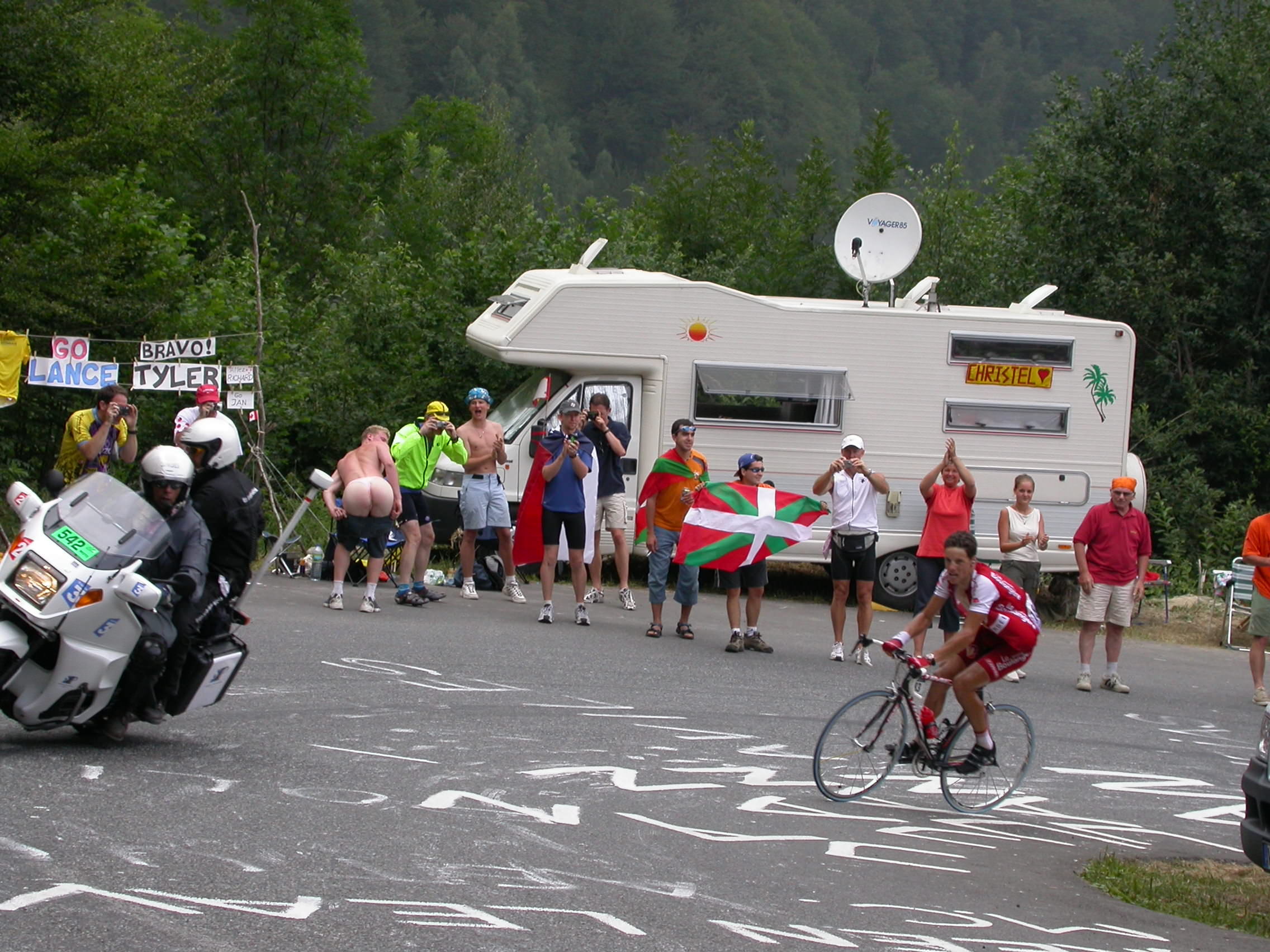 The Story of Outfitter Bicycle Tours – Part 2 – The Fun of Race Tours
