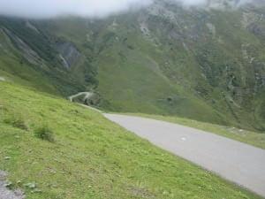 Descent of the Glandon