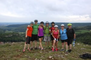 The Hartman Family in Burgundy - Outfitter Bicycle Tours Reviews