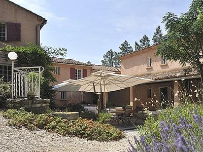 Bedoin Hotel Des Pins Provence France
