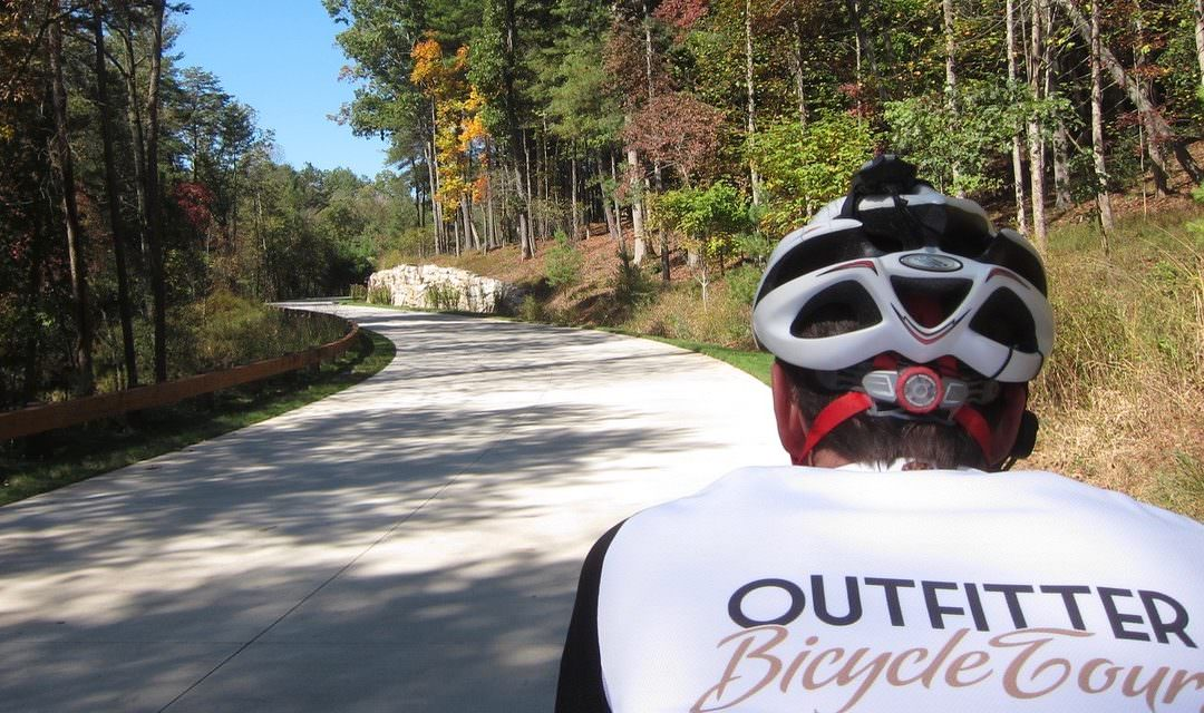 Our Favorite Road Ride in Asheville and our Favorite Mountain Bike Ride in Pisgah