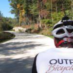 5 Night Asheville Bike Tour approaching Sierra Nevada Brewing