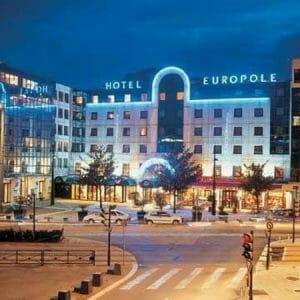 hotel-europole grenoble