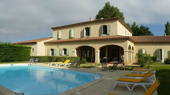 hotel-la-bastide-saint-martin Carcassone with pool