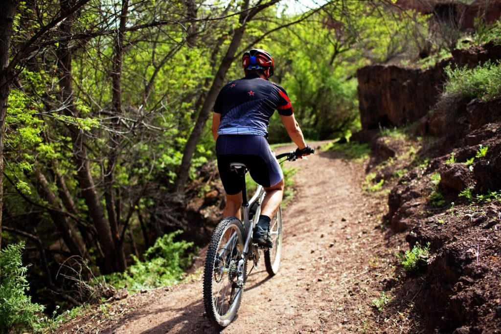 Asheville Bicycle Tours - mountain biking in north carolina
