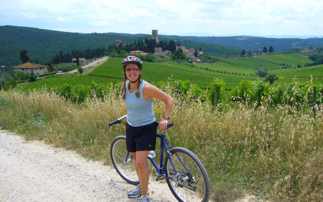 6 night Chianti cycling adventure