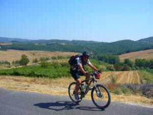 Bike Riding in Chianti