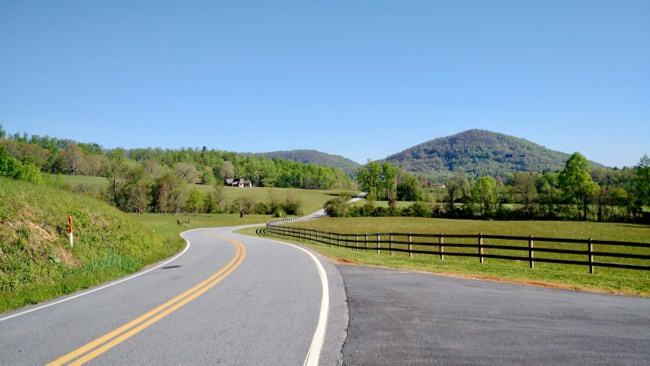 North Carolina Road Biking - asheville bicycle tour itineraries