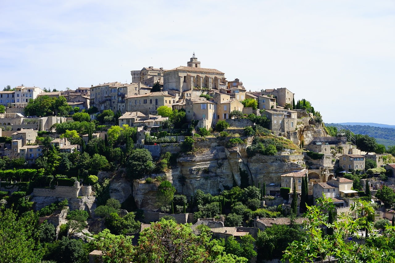 top 5 Provence views