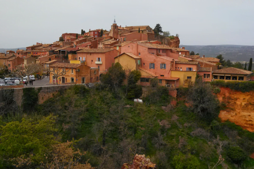 Roussillon: one of 5 can't-miss experiences in the Luberon