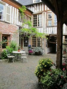 Chambres d'Hôtes A L'ecole Buissonniere Honfleur