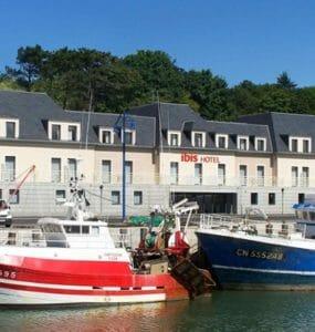 IBIS Port en Bessin