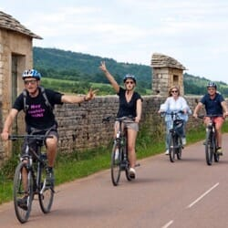 Guided Burgundy Bicycle Tour – 5-Night