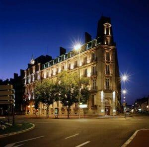 Hotel La Cloche in Dijon