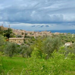 Thermal Spa Tuscany Bicycle Tour 5-Night