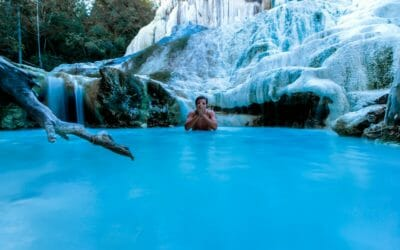 A Romantic Thermal Spa Bike Tour in Tuscany