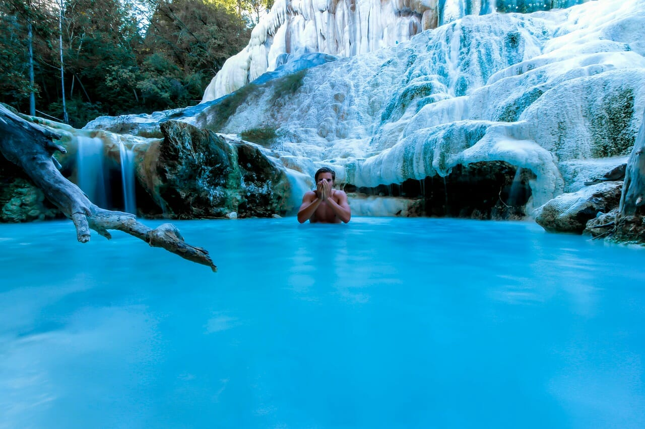 tuscany thermal spa romantic