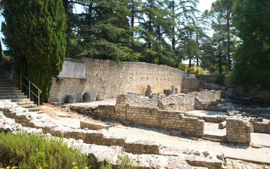 Our Top 5 Sights in Vaison-la-Romaine
