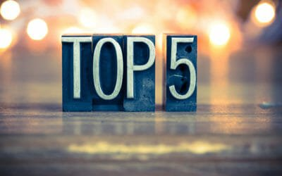 A Top 5 List of Top 5 Posts